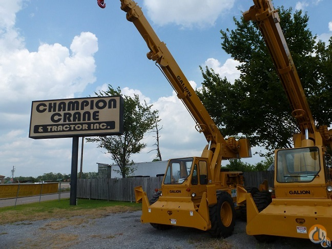 Channelview (TX) United States  city images : ... Terrain Cranes Crane for Sale in Channelview, Texas, United States
