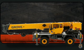 Grove RT540E For Sale