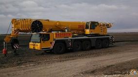 Liebherr LTM 1220-5.2 For Sale