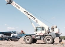 Terex RT555 For Sale