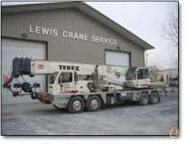 Terex RT 450 For Sale