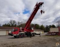 Badger Crane Specification Load Charts
