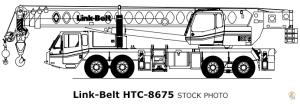 Link-Belt HTC-8675 For Sale