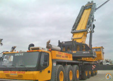 zoomlion rt65 crane specifications