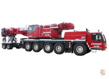 Liebherr LTM 1160-5.1 For Sale