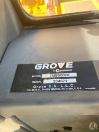 2014 Grove TMS9000E slide 8