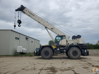 2016 Terex<BR />RT 670 slide 1