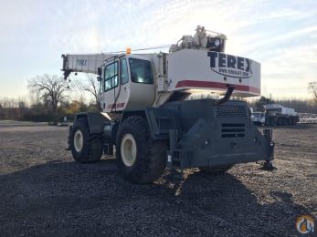 2001 Terex RT555 slide 5
