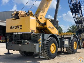 2010 Grove<BR />RT880E slide 5