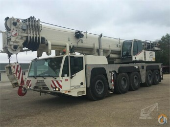 2008 Demag AC 140 slide 1