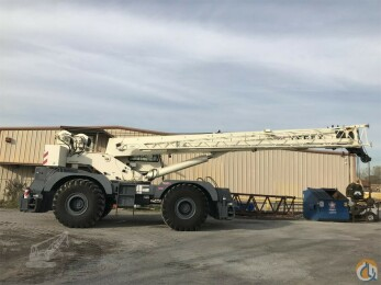 2013 Terex<BR />RT670 slide 5