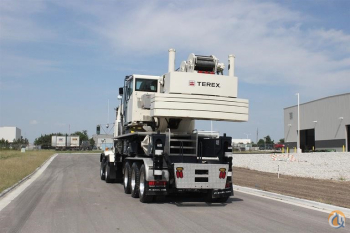 2016 Terex<BR />Crossover 8000 slide 18