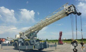 2011 Terex<BR />RT670 slide 7