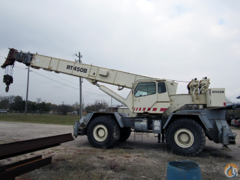 2001 Terex<BR />RT 450 slide 5