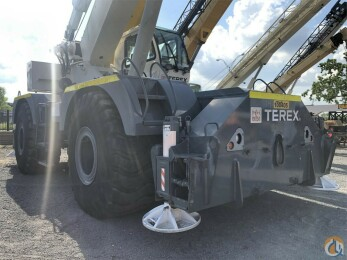 2011 Terex<BR />RT670 slide 2