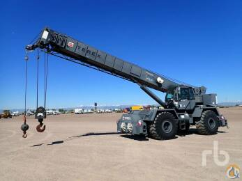 2012 Terex<BR />RT 670 slide 5