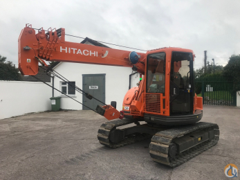 1999 Hitachi EX75URT slide 1