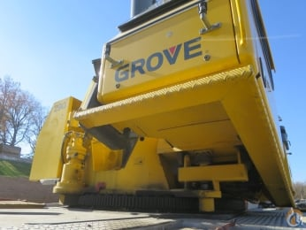 2007 Grove TMS900E slide 37