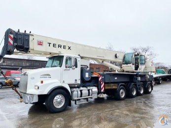 2012 Terex<BR />Crossover 6000 slide 1