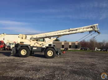2001 Terex RT555 slide 3