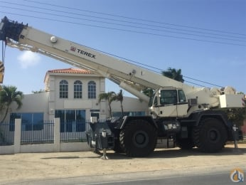 2012 Terex RT 130 slide 9