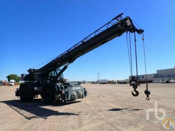 2012 Terex<BR />RT 670 slide 2