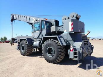 2012 Terex<BR />RT 670 slide 4