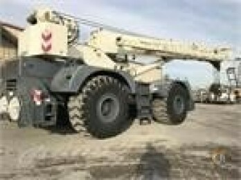 2013 Terex<BR />RT670 slide 2