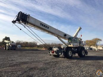 2001 Terex RT555 slide 1