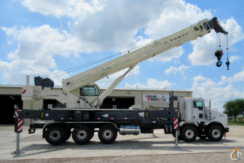 2018 Terex<BR />Crossover 6000 slide 8