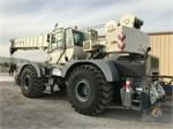 2013 Terex<BR />RT670 slide 1