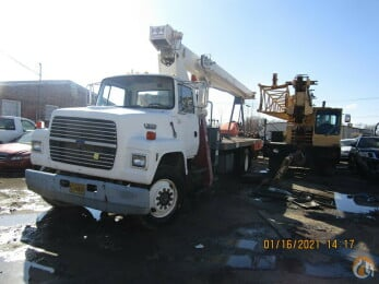 1994 Terex BT 3470 slide 25