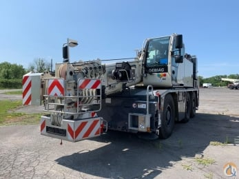 2019 Demag AC45 CITY slide 1