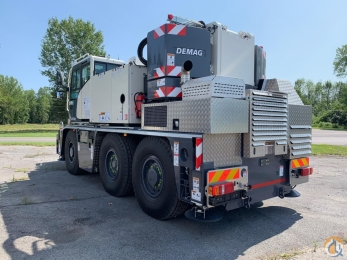 2019 Demag AC45 CITY slide 4