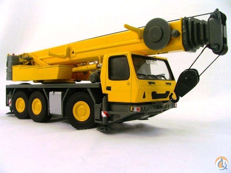 Grove GMK 3055 Crane for Sale or Rent in Indianapolis Indiana on CraneNetwork.com