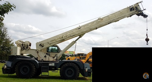 2011 Terex RT670 Crane for Sale in Bristol Pennsylvania on CraneNetwork.com