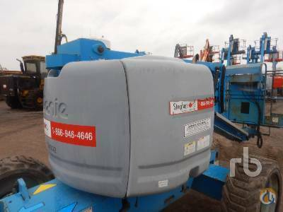 2008 GENIE Z4525 Crane for Sale in Caledon Ontario on CraneNetwork.com