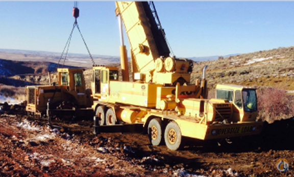 1991 Grove TM890 Crane for Sale on CraneNetwork.com