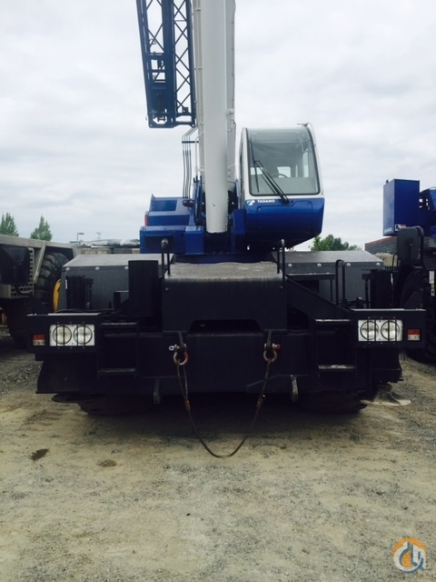 Sold 2005-Tadano GR-800 XXL Crane for  in Monroe Washington on CraneNetwork.com
