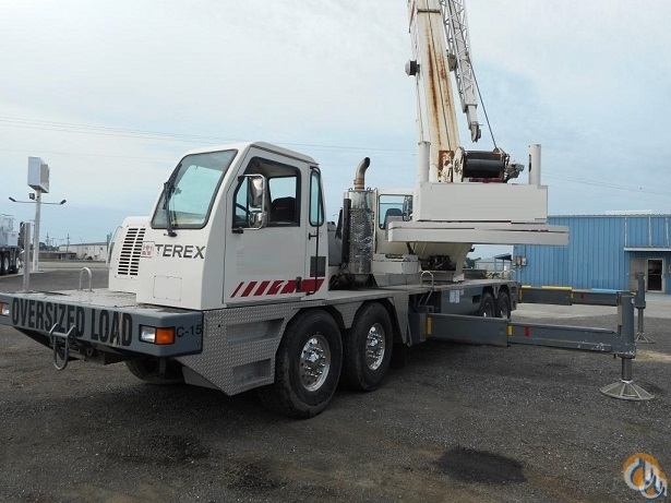 2009 Terex T560 Crane for Sale on CraneNetworkcom