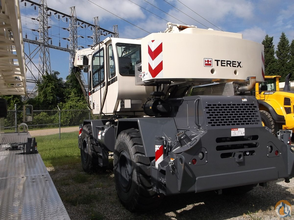 Terex RT230-1 - ML Cranes  Equipment Crane for Sale in Charlotte North Carolina on CraneNetworkcom