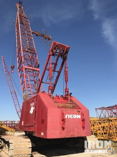 Sold 1980 Manitowoc 4000W 175 Ton Lattice-Boom Crawler Crane Crane for  in Arcola Texas on CraneNetwork.com
