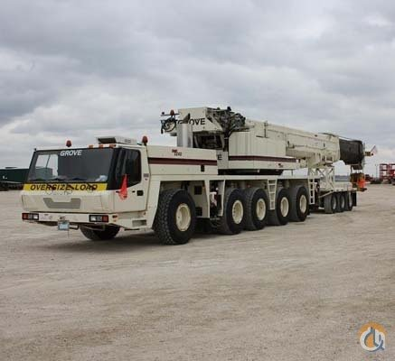 Crane for Sale in Montral Qubec on CraneNetwork.com