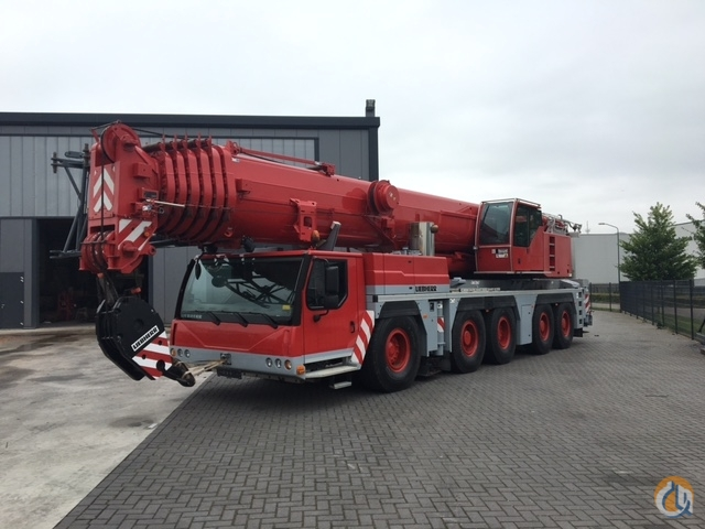 Liebherr LTM 1200-5.1 2011 Crane for Sale on CraneNetwork.com