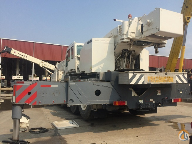 2007 TADANO ATF 220G-5 Crane for Sale in Houston Texas on CraneNetwork.com