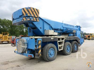 1998 TEREX DEMAG AC 50 Crane for Sale on CraneNetworkcom