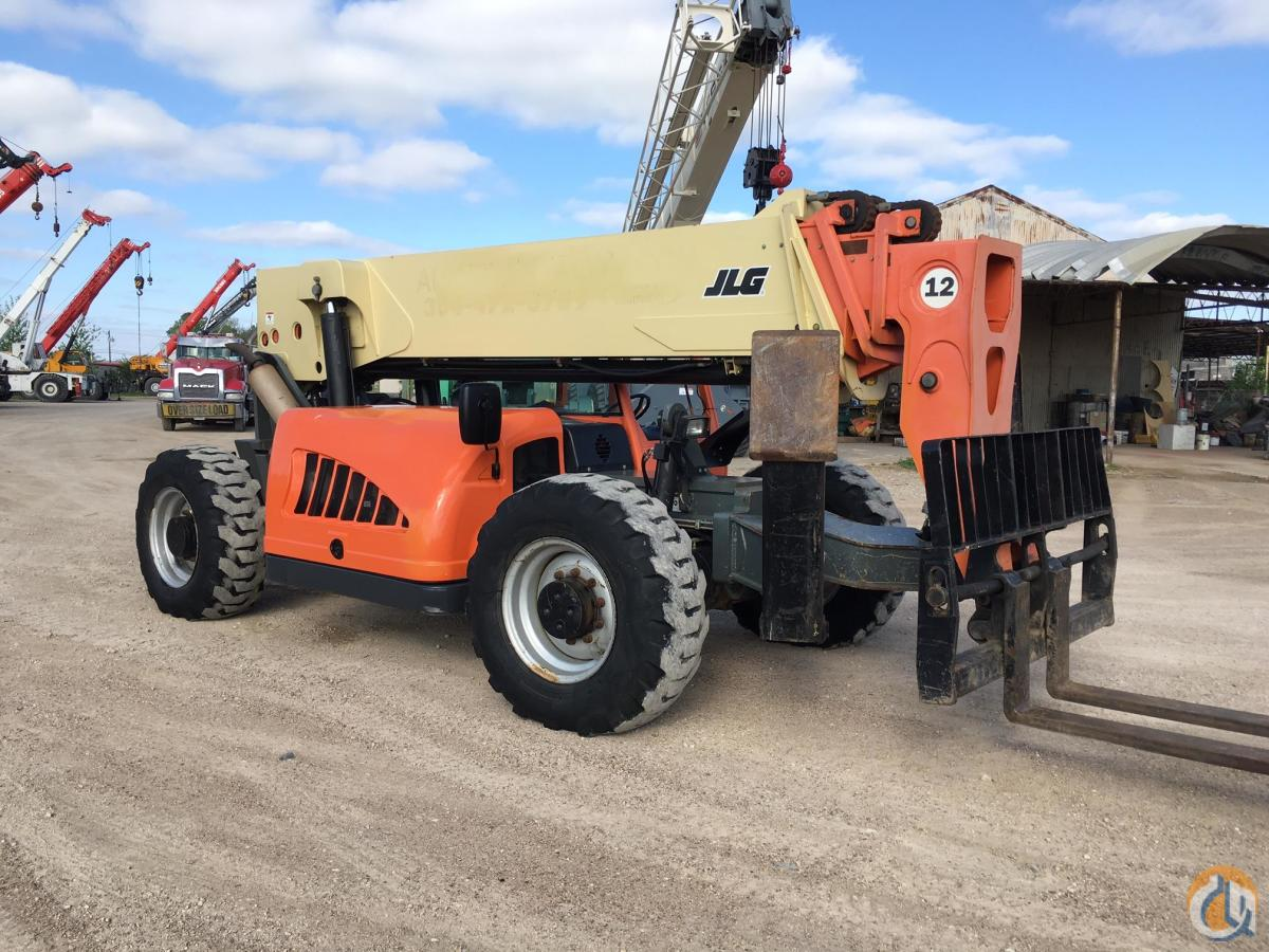 2006 JLG G12-55A Crane for Sale in Lewisville Texas on CraneNetwork.com