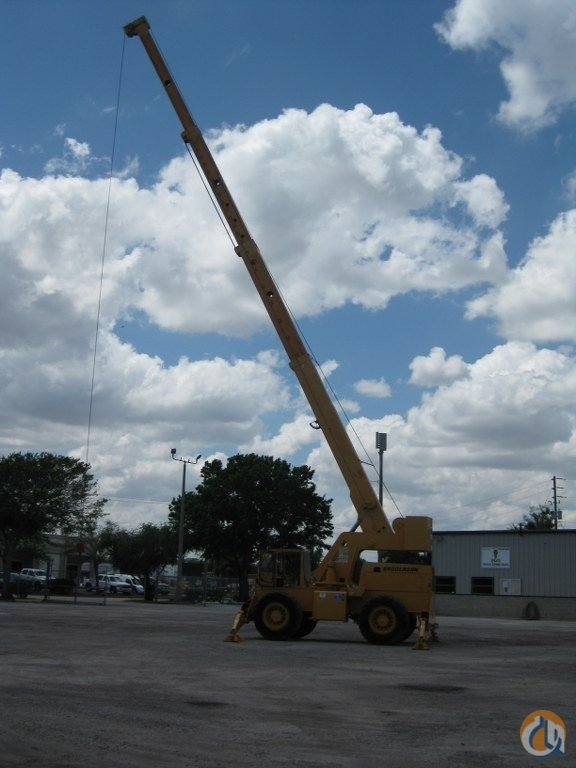 1999 Broderson RT300-2B Crane for Sale in Fort Pierce Florida on CraneNetworkcom