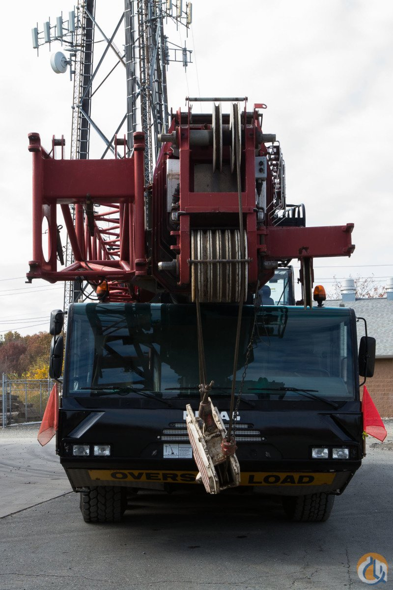 165-TON DEMAG AC 120 ALL TERRAIN CRANE Crane for Sale in New York New York on CraneNetwork.com