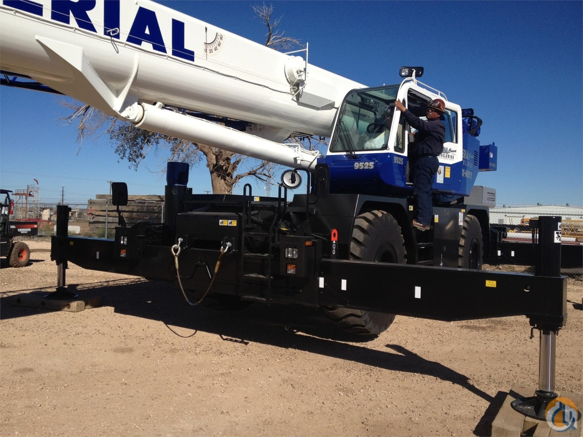 2012 TADANO GR-550XL-2 Crane for Sale in Bridgeview Illinois on CraneNetworkcom